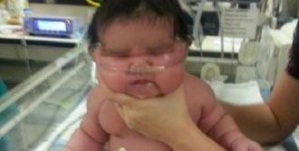Bebek Kilosu İle Şaşırttı!