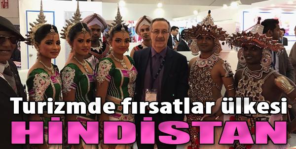 Turizmde Fırsatlar Ülkesi Hindistan