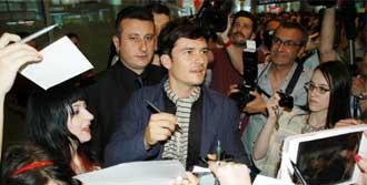 Yakışıklı Aktör İstanbul'da