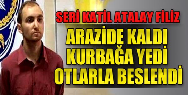 Seri Katil İzmir'de Yakalandı