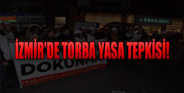 TMMOB'dan Torba Yasa Tepkisi