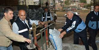 Çiğli'de Kömür Denetimi
