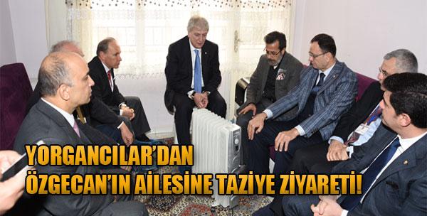 Özgecan'ın Ailesine Taziye Ziyareti!