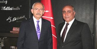 Kılıçdaroğlu'na Projelerini Anlattı