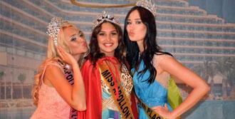 Miss Apollon Kraliçesi Rus Regina Oldu