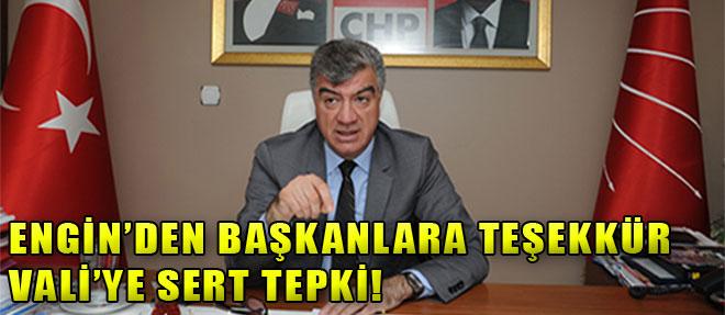 'Vali İzmir'i Kandıramaz'