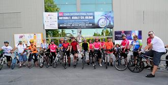 Pedallar Sağlıklı Yaşam İçin Çevrildi