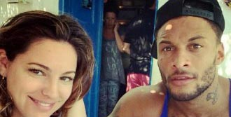 Kelly Brook, Marmaris Ve Bodrum'u da Gezdi