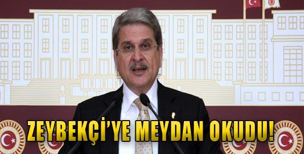 Çıray'dan Zeybekçi'ye Sert Salvolar!