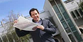 Kağıttan Güneş Enerji Paneli!