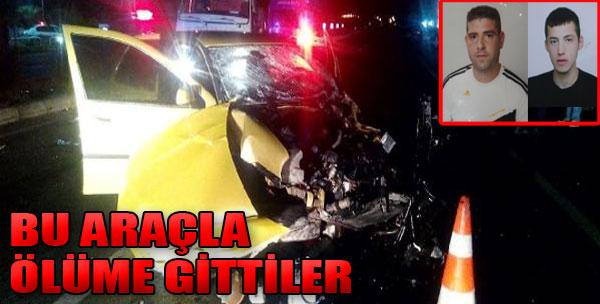 Selçuk'ta Feci Kaza! 2 Ölü 2 Yaralı