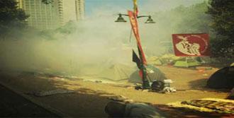 Taksim Duman Altında