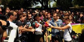Gemlik'te Avukatlardan Öcalan Eylemi
