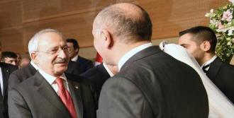 Kılıçdaroğlu, Nikah Şahitliği Yaptı