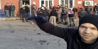 Madenciler Eyleme Başladı