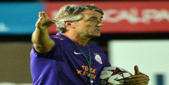 Mancini Ligdeki İlk Sınavına Çıkıyor