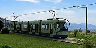 Tramvaya Fransız Desteği