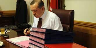 Erdoğan'a 25 Sayfalık Soru