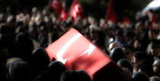 Şehit Astsubay Halit Gençer, Haymana'da Toprağa Verildi