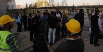 Nevşehir'de İnşaat Çöktü: 3 Yaralı