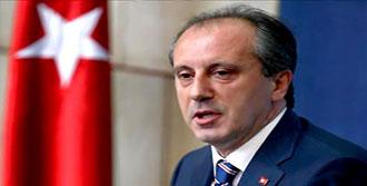 CHP'li İnce, AK Parti'yi Topa Tuttu