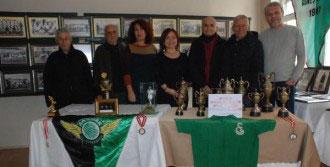 Akhisar Spor Adamları Derneği'nden Nostaljik Sergi