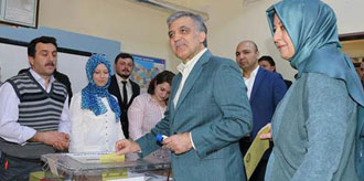 Abdullah Gül'den Referandum Yorumu