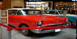 Klasik Otomobiller Nostalji Yaşatıyor