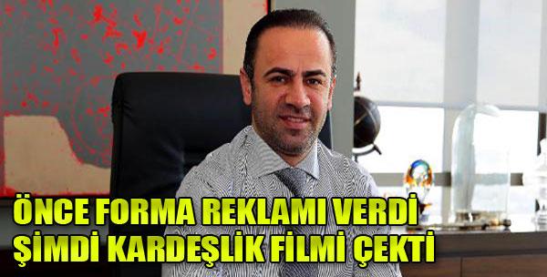 İzmir'den Kardeşlik Mesajı
