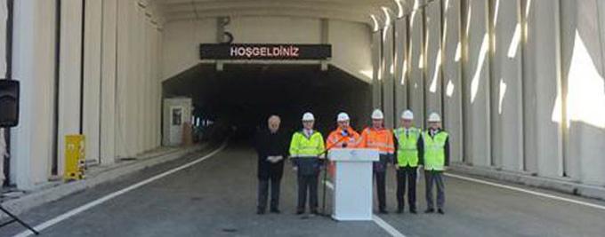 Avrasya Tüneli'nin İsmi Belli Oldu