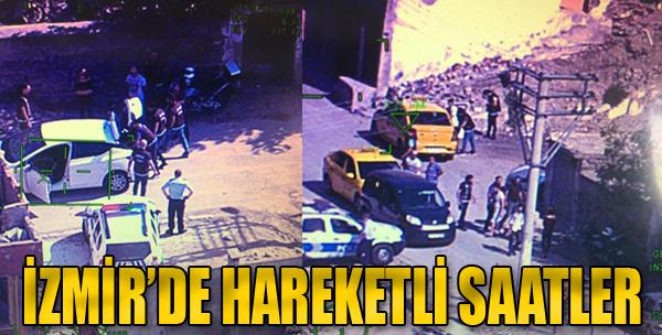 İzmir'de Helikopter ve Drone Destekli Uyuşturucu Operasyonu