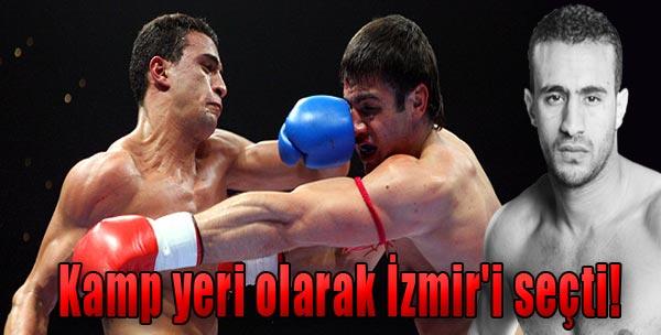 Ünlü Kick Boksçu İzmir'de