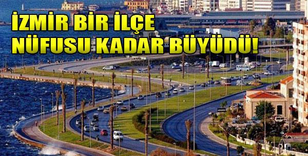İzmir'in Yeni Nüfusu...