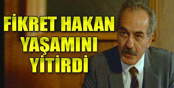 Türk Sinemasının Usta İsmi Yaşamını Yitirdi