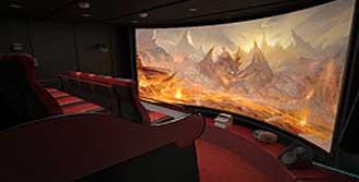 Sinema Salonları Boyut Değiştiriyor