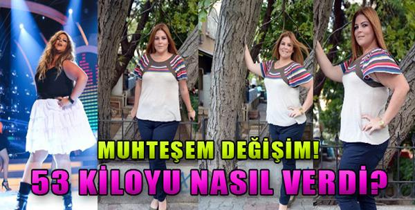 6 Ayda 53 Kilo Verdi
