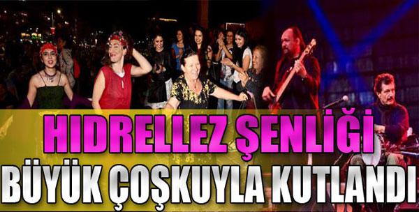 İzmir 'de Hıdrellez Kutlamaları