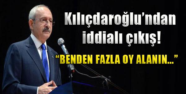 Kılıçdaroğlu'ndan İddialı Çıkış!