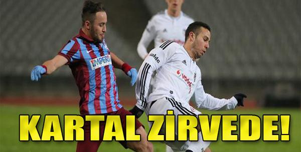 Beşiktaş 1-0 1461 Trabzon