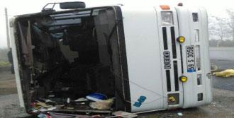 Ereğli'de Sis Kazası