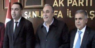 Şanlıurfa'da Fakıbaba Milletvekili Aday Adayı Oldu