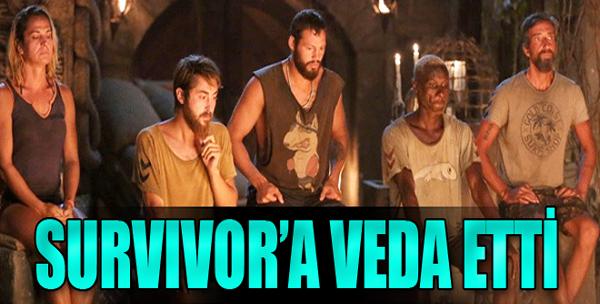 Survivor'a Veda Etti
