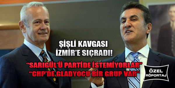 Şişli Kavgası İzmir'e Sıçradı!