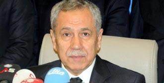 Arınç'tan HDP'ye Taş
