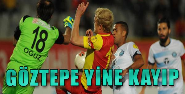 Göztepe 1-3 Adana Demirspor