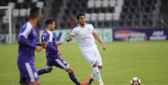 Bursaspor'a, Salzburg Morali: 6-1