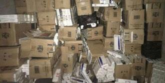 Şanlıurfa'da Kaçakçılık Ve Uyuşturucu Operasyonu