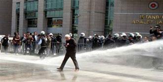 İstanbul Adliye'si Karıştı!
