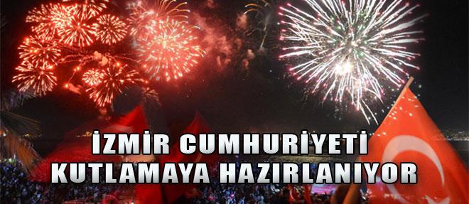 İzmir, Cumhuriyeti Böyle Kutlayacak
