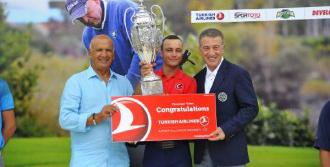 Milli Golfçü Ali Altuntaş Şampiyon Oldu